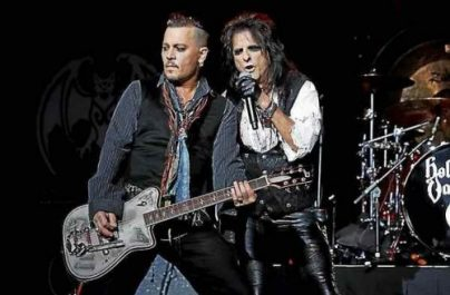 Rock in Roma con The Hollywood Vampires
