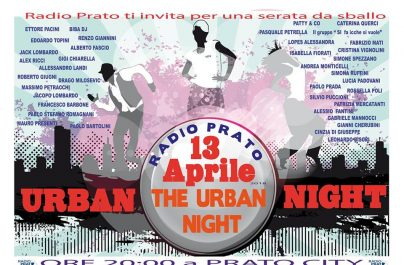 Urban Night – La Festa di Radio Prato