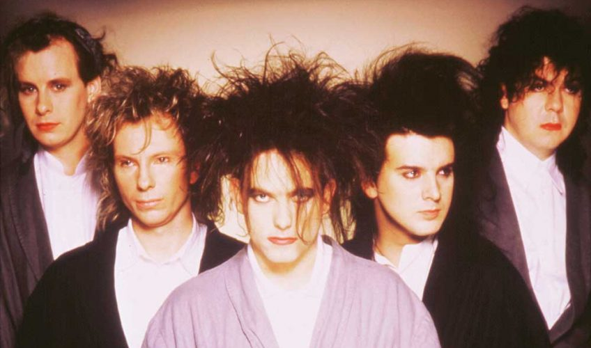The Cure al Festival Firenze Rocks 2019